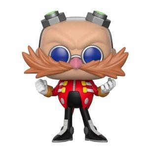 Funko Pop! Games: Sonic - Dr. Eggman